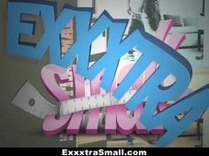 ExxxtraSmall - Teeny Slut Likes It Rough