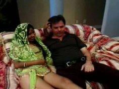 Indian slut performs dirty lap dance